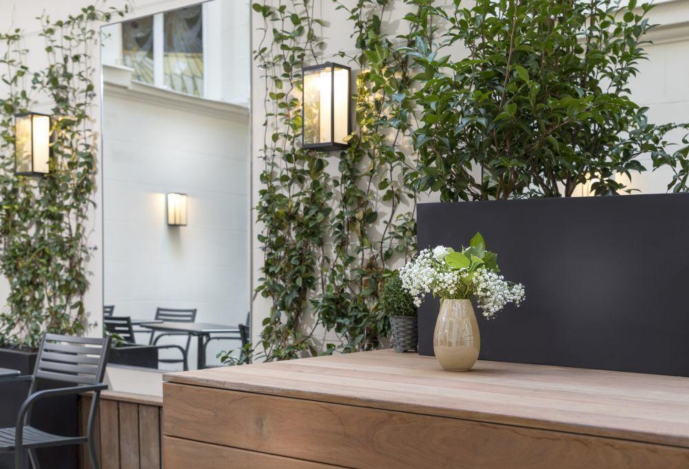 Hotel Elysees Ceramic Paris ® - Our Terrasse - Official Site